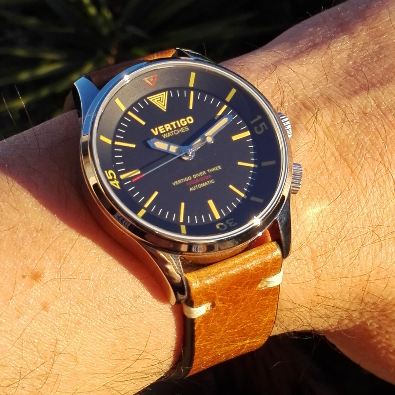 Vertigo Diver Three