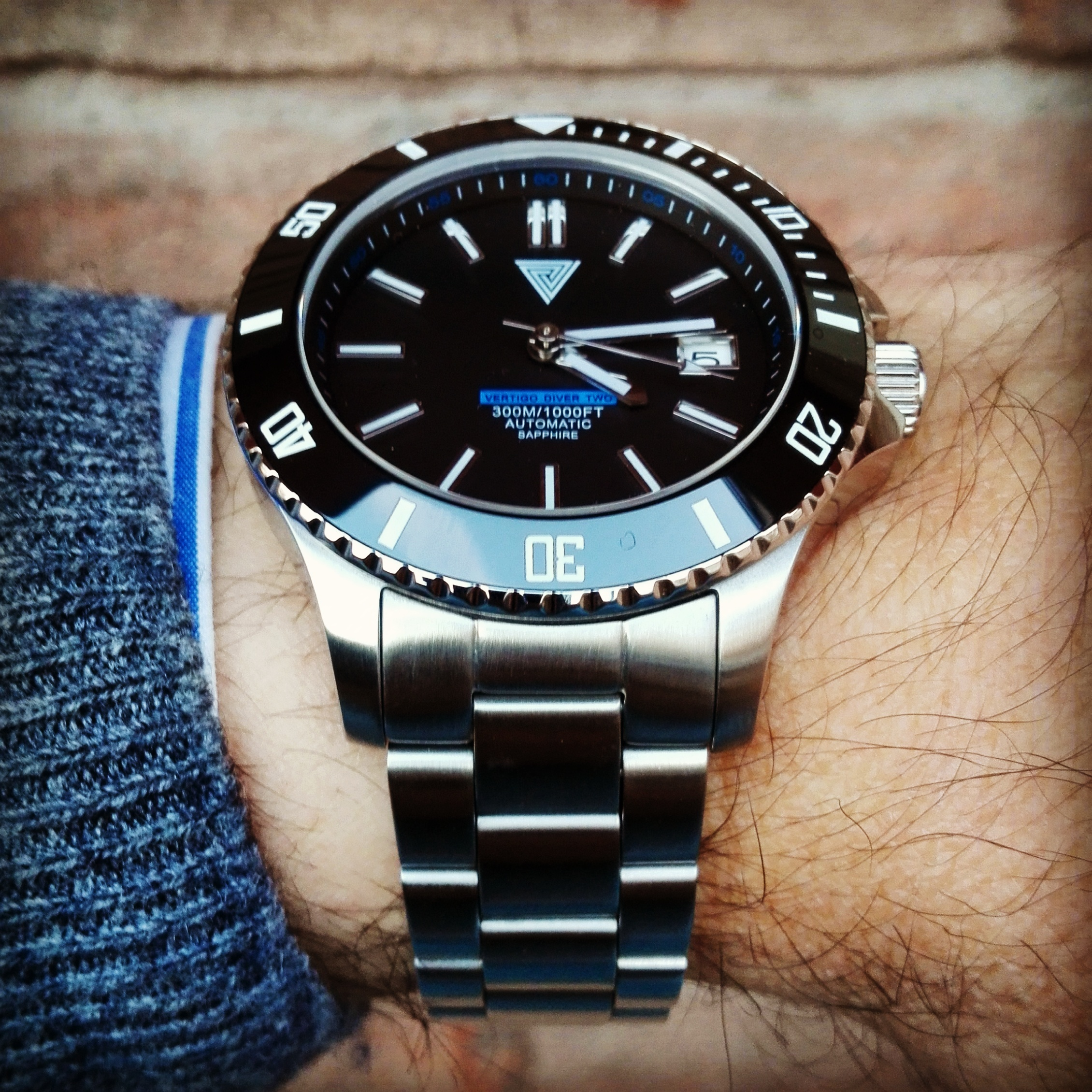 Vertigo Diver Two