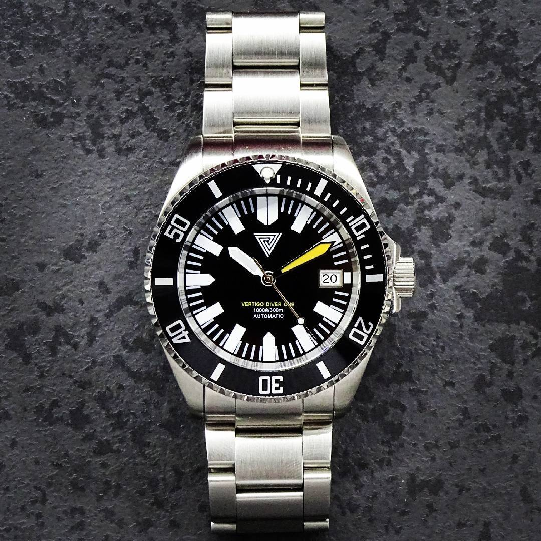 Vertigo Diver One V2 Black
